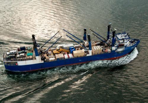 Coastal & Cargo Shipping