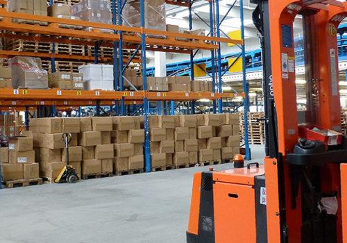 Labor Management & Warehouse Facilities